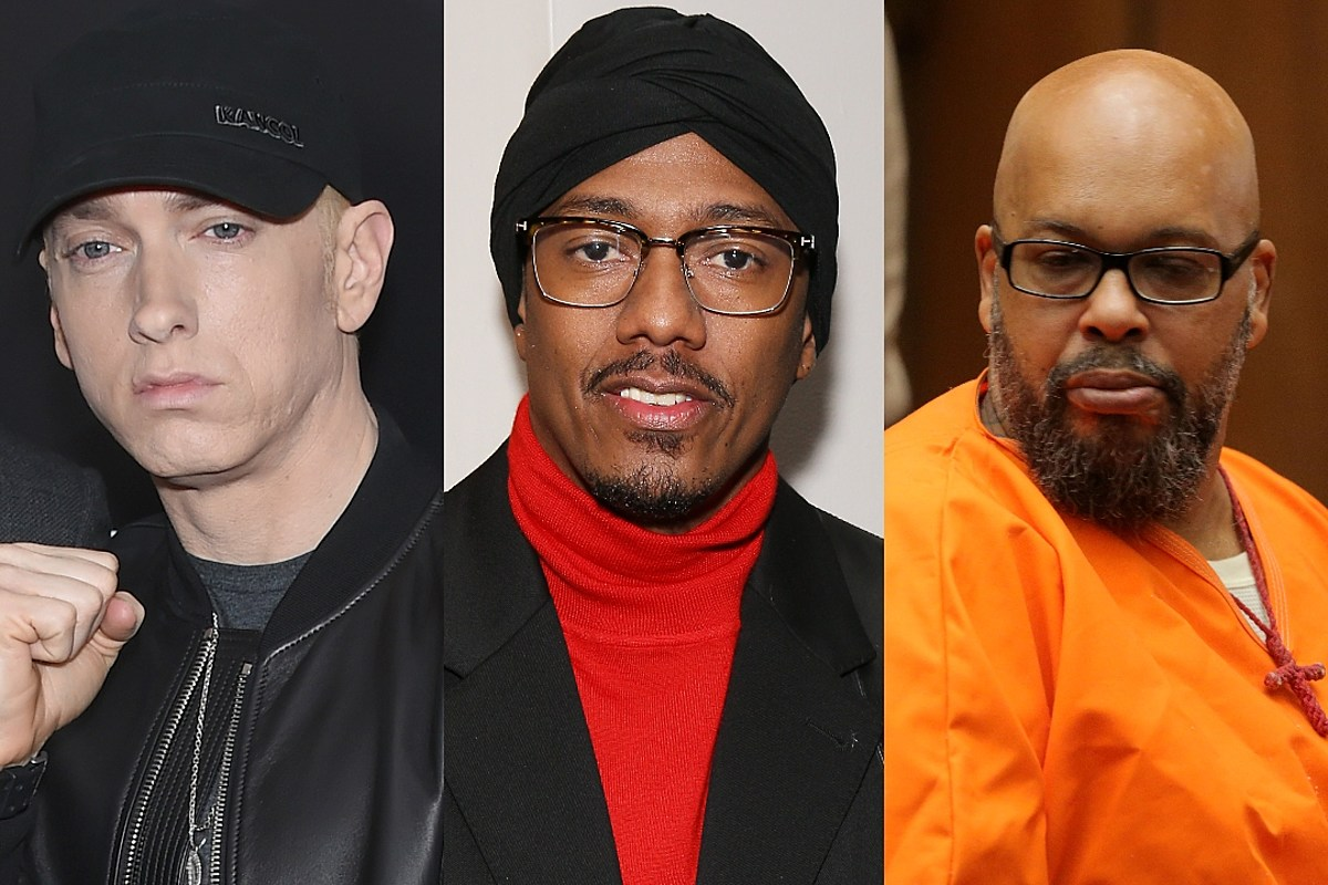 Nick Cannon Drops Eminem Diss Track With Suge Knight Listen Xxl