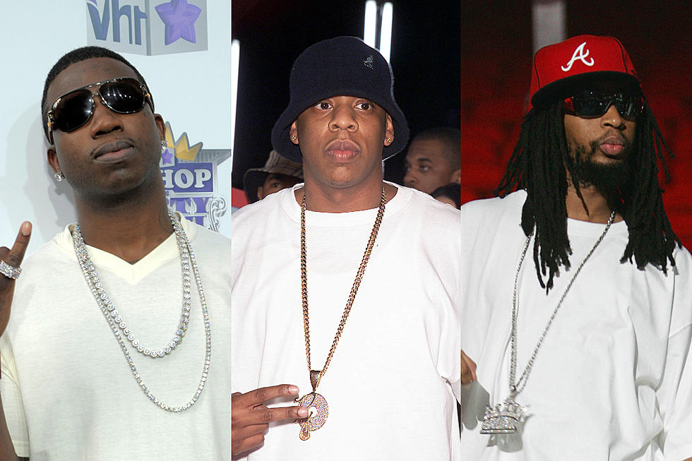Remember When Oversized White T-Shirts Were Go-To Hip-Hop 'Fit - XXL