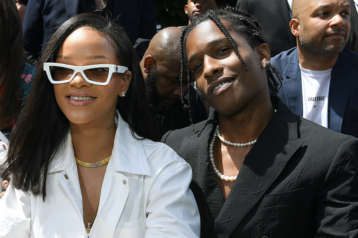 Is Asap Rocky Left Handed: Report: Here's What's Happening Between ASAP Rocky And