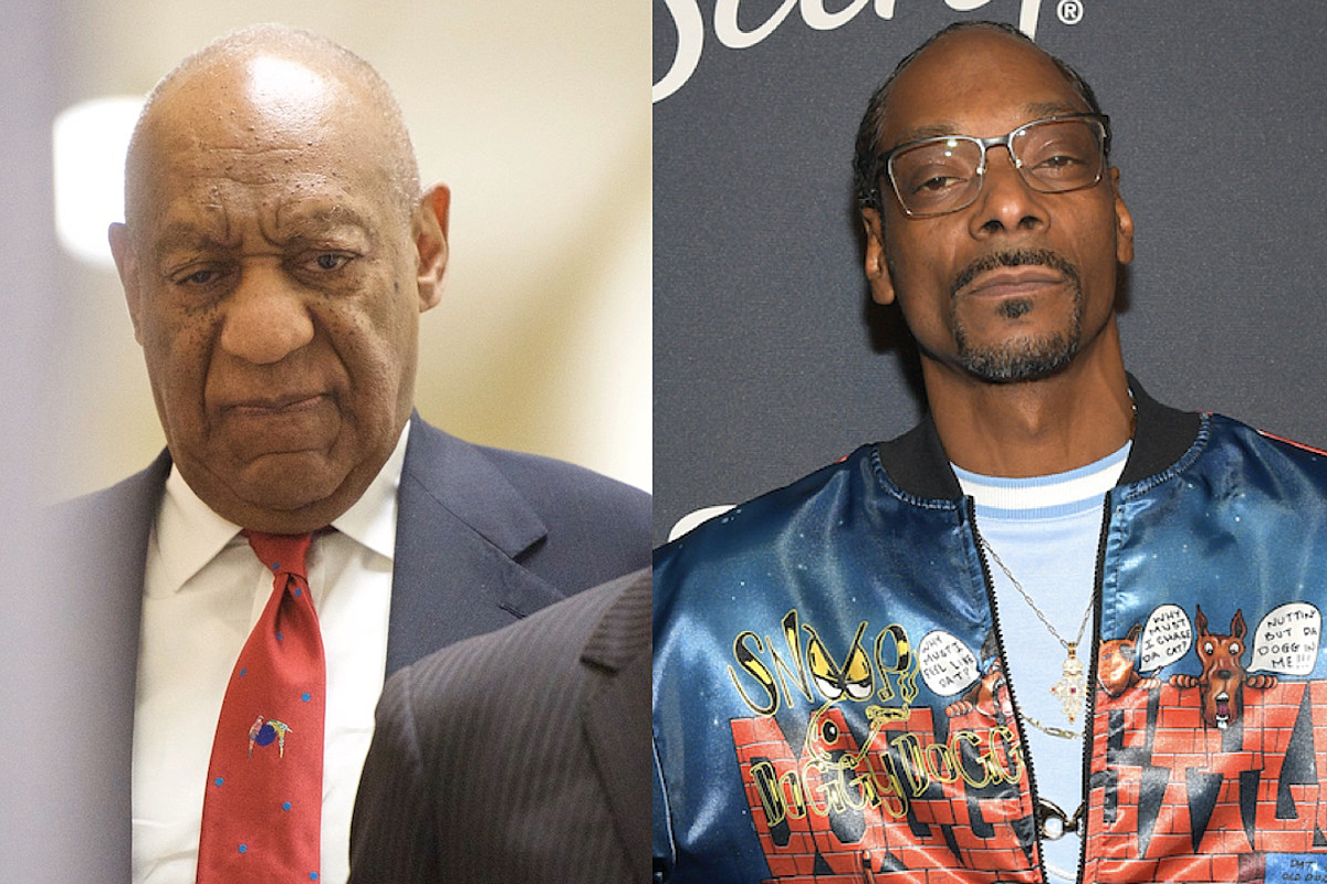 Bill Cosby Thanks Snoop Dogg for Calling Out Gayle King and Oprah Winfrey