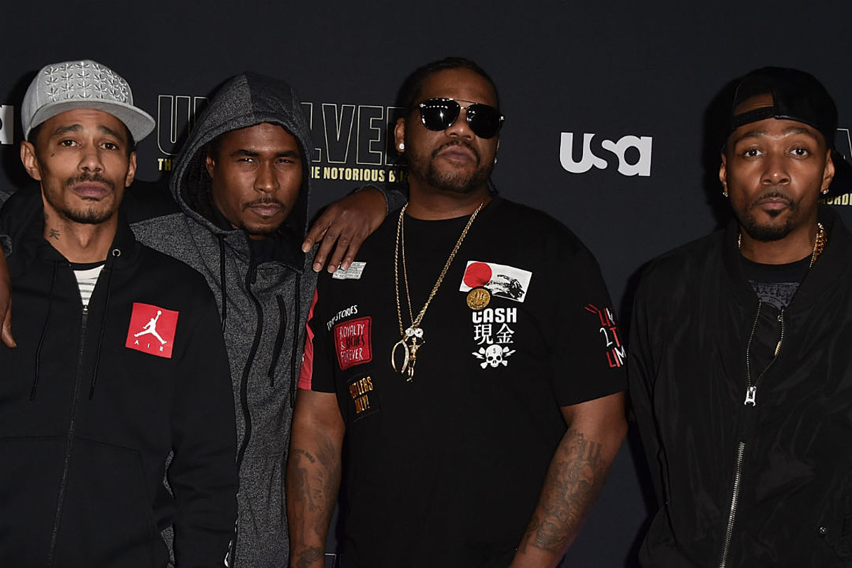 Bone Thugs N Harmony Change Name Buffalo Wild Wings Partnership Xxl
