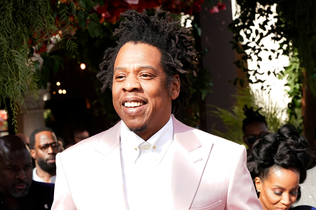 Jay-Z to Be Inducted Into the Rock & Roll Hall of Fame