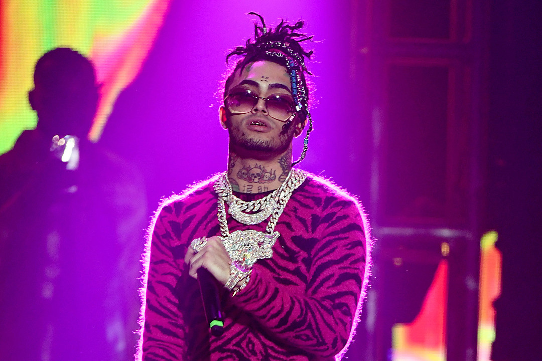 Lil Pump's $600 Nail Kit Stolen After His Cars Were Broken Into