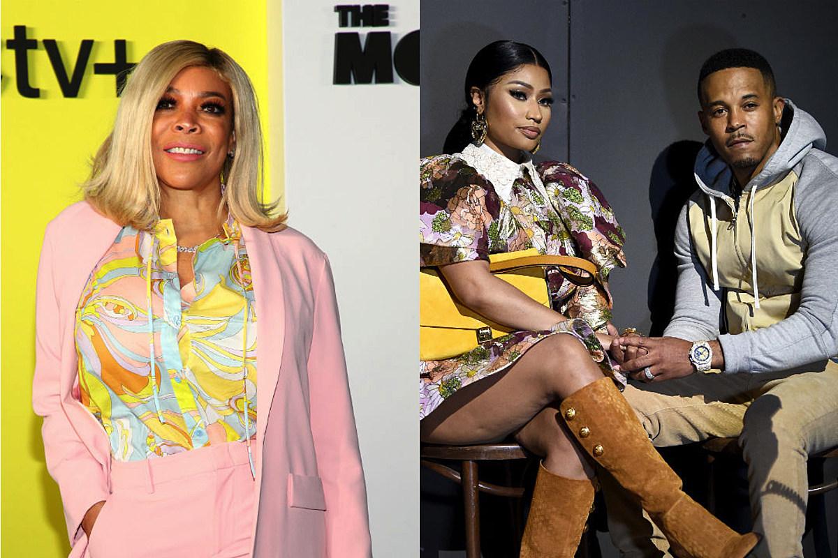 Wendy Williams Believes Nicki Minaj's Brand Is Ruined Because of Her Husband