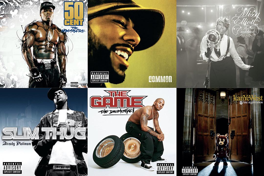 Best Hip-Hop Albums From 2005 - XXL
