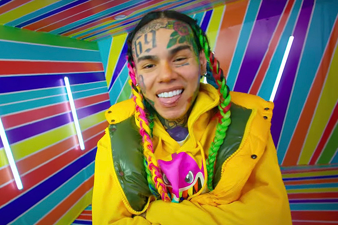 DOWNLOAD: 6ix9ine drops 'Gooba' - first song since prison release