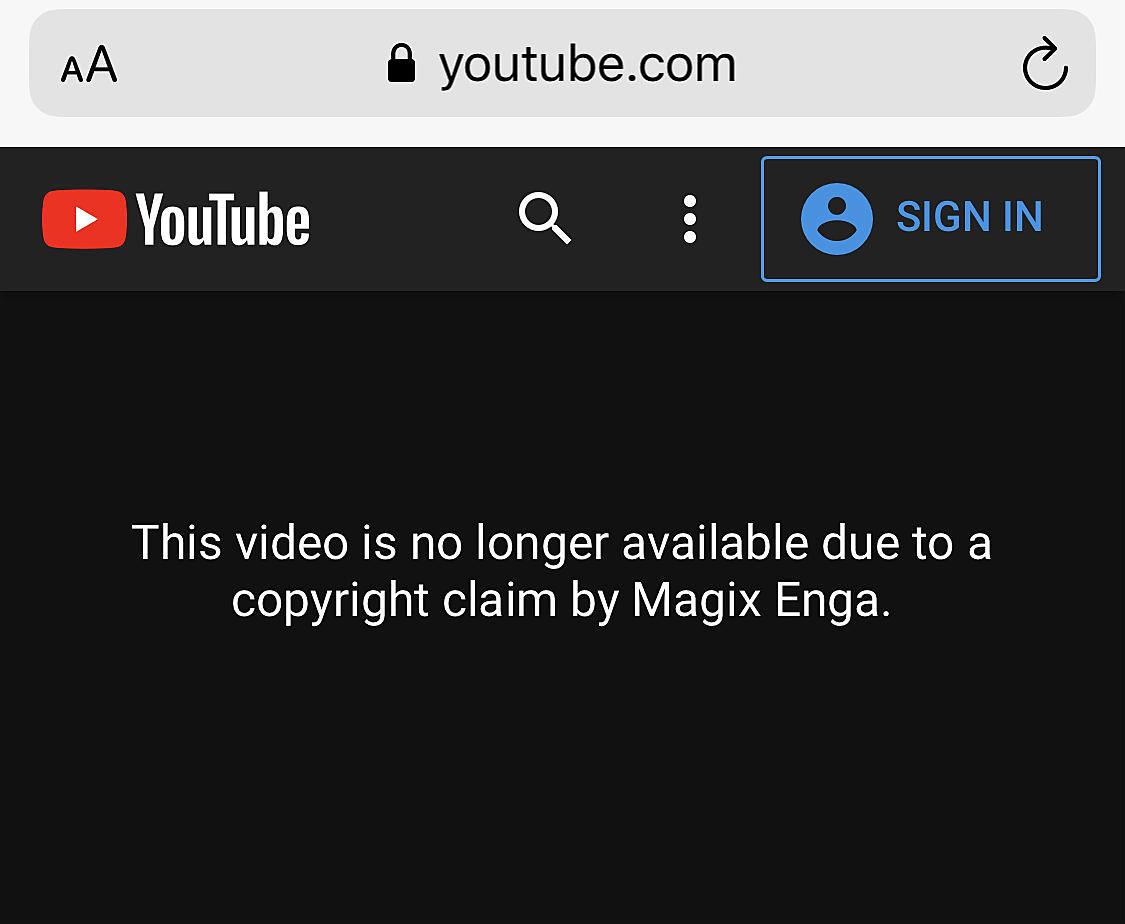 6ix9ine S Gooba Music Video Removed Due To Copyright Claim Xxl