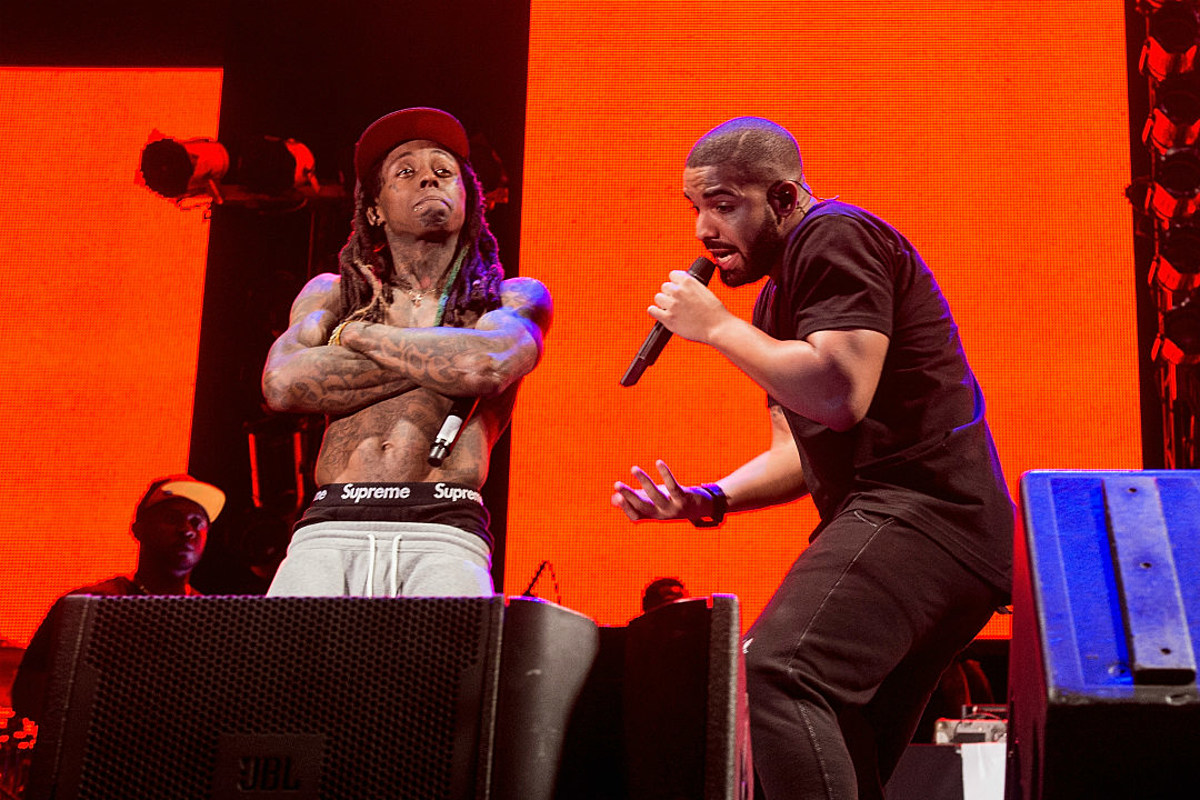 Drake Promises to Collab With Lil Wayne on New Music - XXLMAG.COM