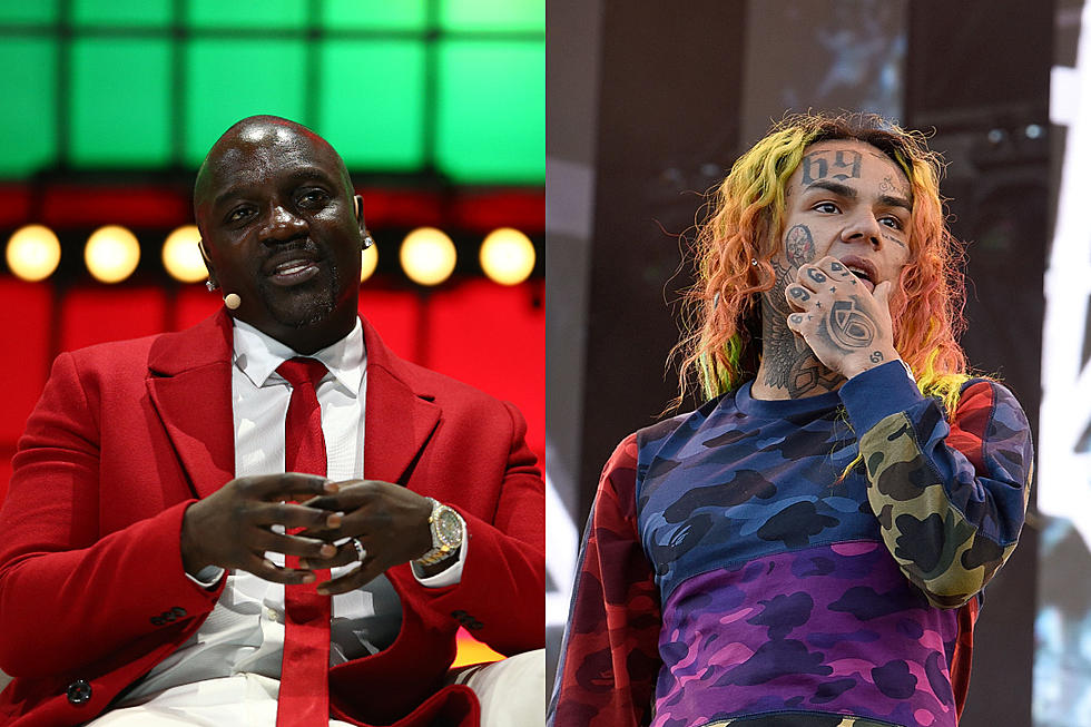 Akon Blasted by Fans After Collabing With 6ix9ine - XXL