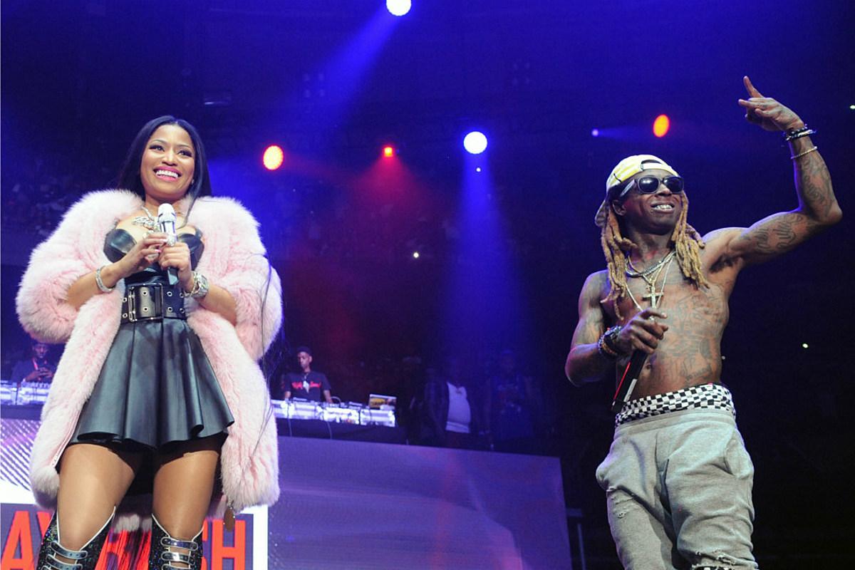 Nicki Minaj Asks Lil Wayne What His Favorite Sex Position Is