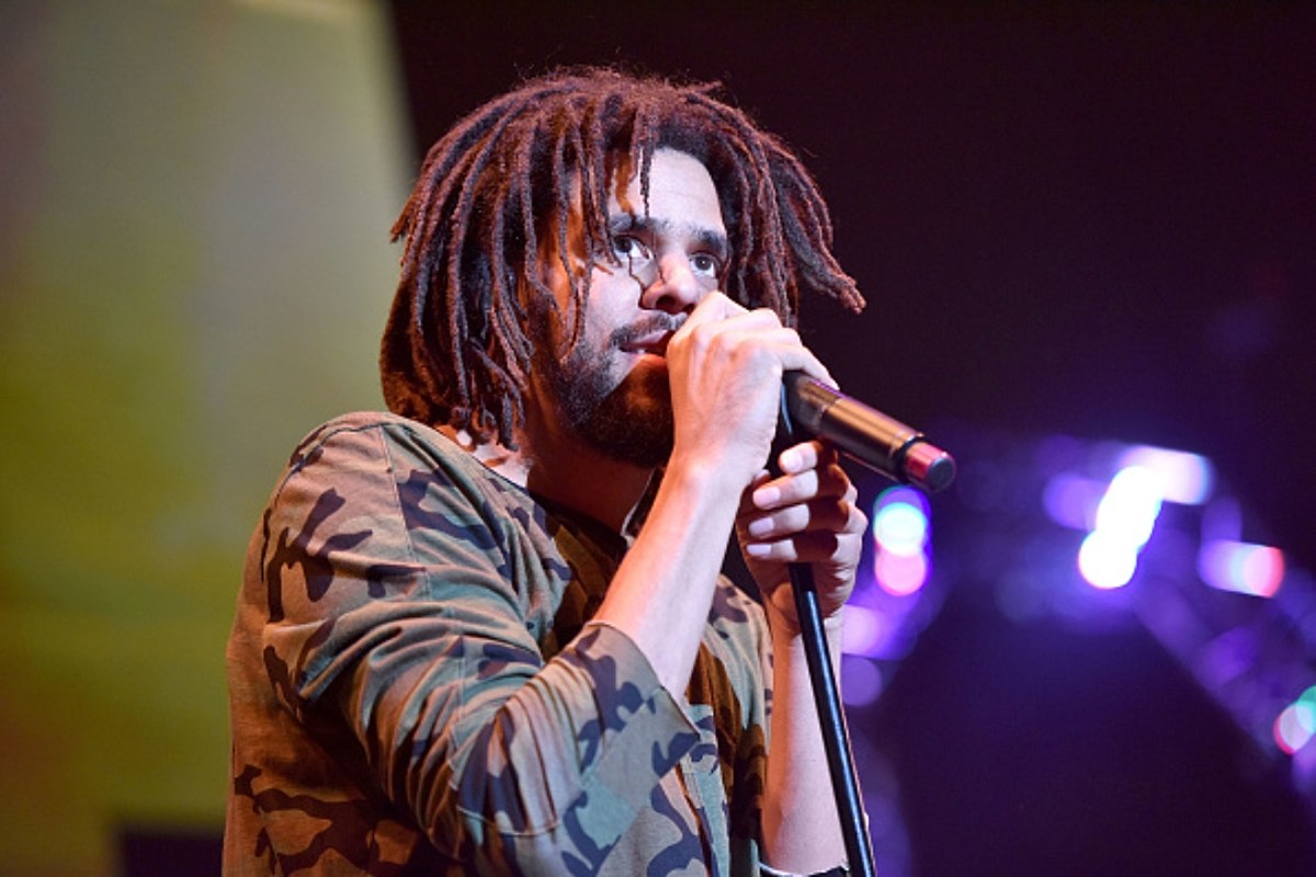 """J. Cole Raps """"All These Rap N****s Is My Sons"""" and He's Mad Because They're """"Trash"""" in Dreamville Freestyle: Listen"""