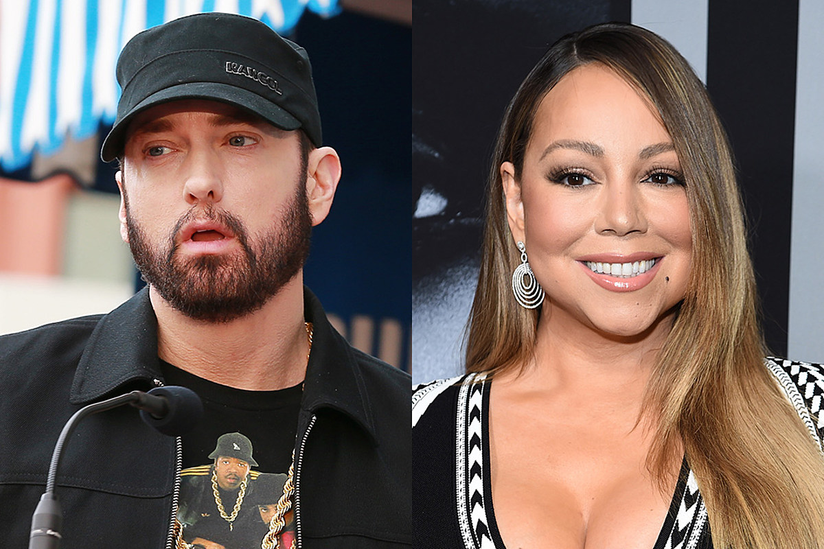 Eminem dating mariah carey indian women dating american men