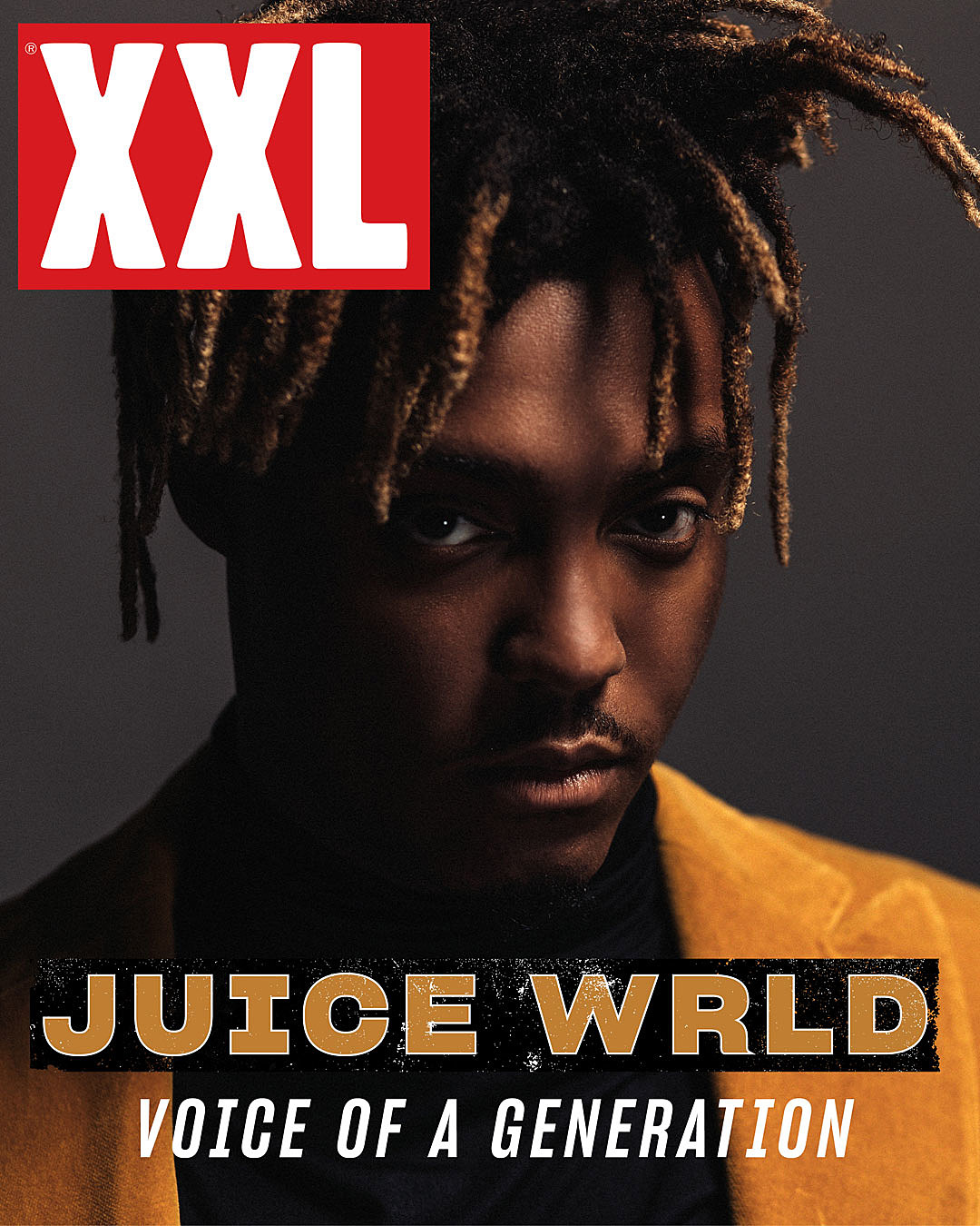 Juice Wrld S Xxl Digital Cover Making Of Legends Never Die Album Xxl