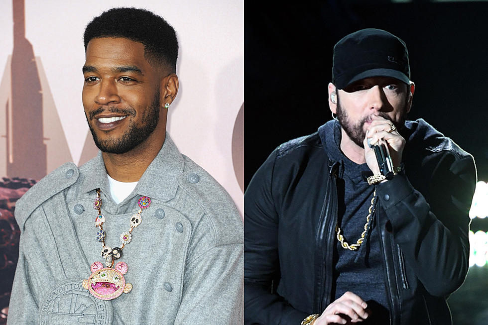 Kid Cudi to Drop New Song With Eminem on Friday - XXL