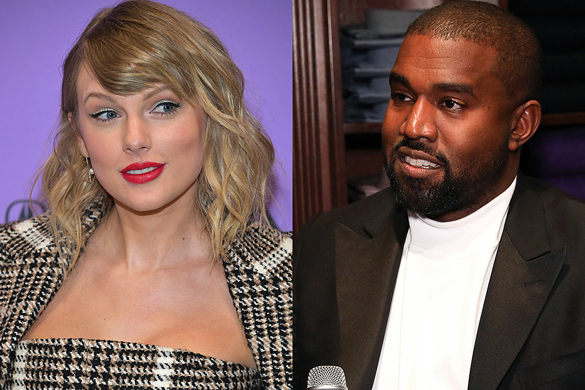Is Taylor Swift Taking A Lyrical Shot At Kanye West On New Song Xxl