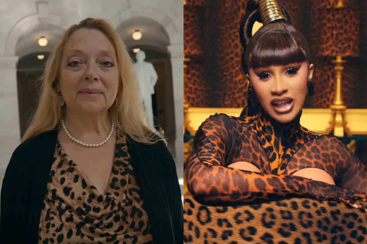 Tiger King Star Carole Baskin Upset Over Cardi B S Wap Video Xxl
