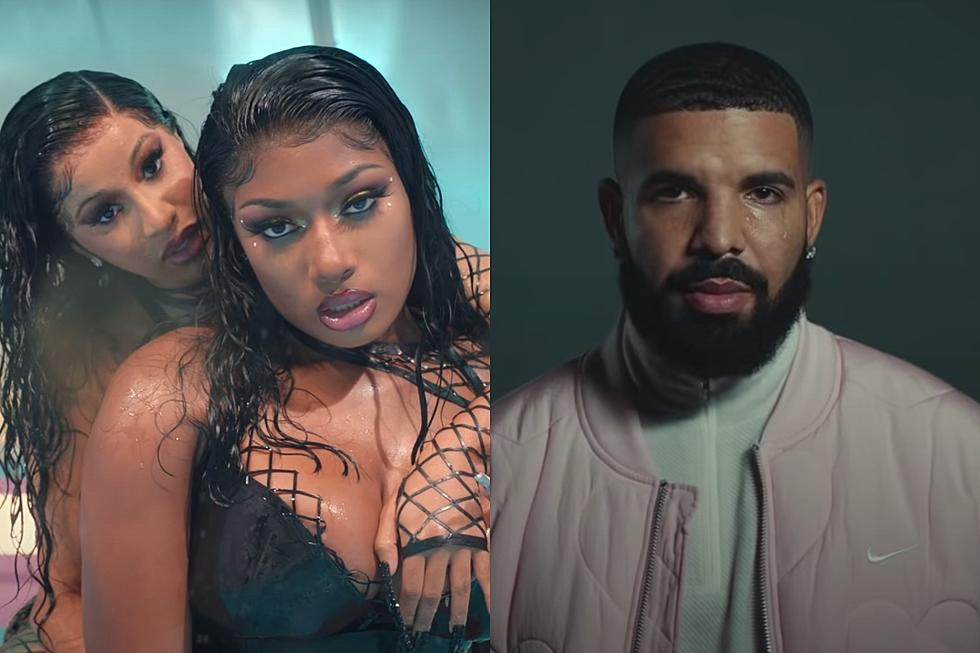 Cardi B Megan Thee Stallion Could Block Drake S Song For No 1 Xxl