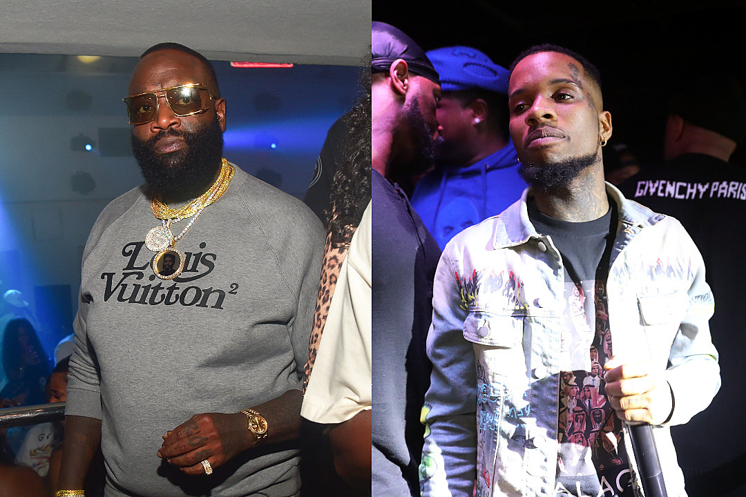 Rick Ross Puts Tory Lanez on Blast, Calls Protest Claims Photo Op