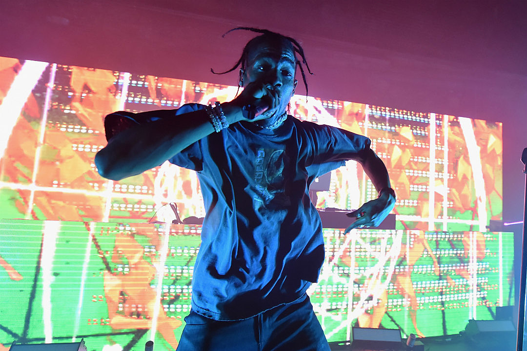 Travis Scott Reveals New Details About Utopia Album