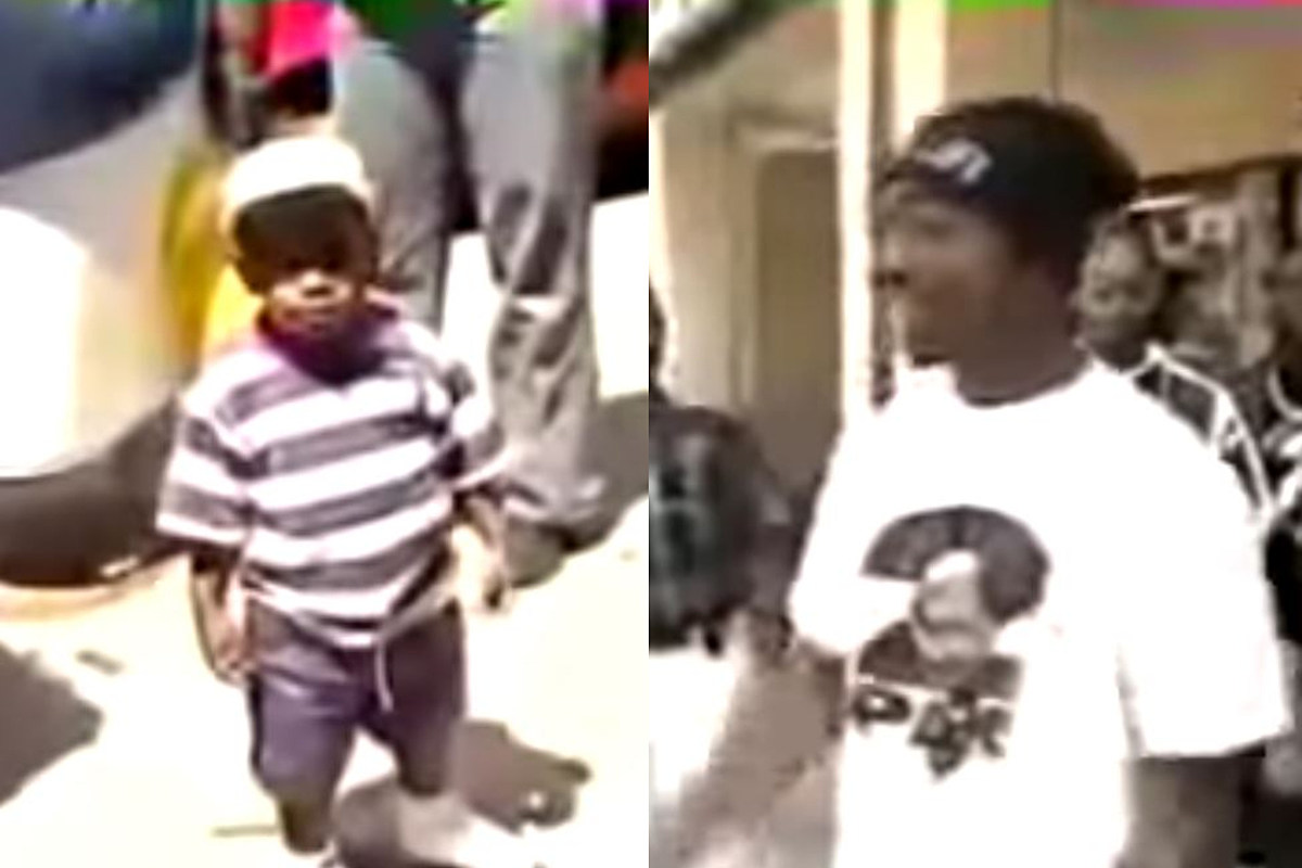 Fans Think a Young Tyler, The Creator Is in Video With Tupac Shakur - XXLMAG.COM