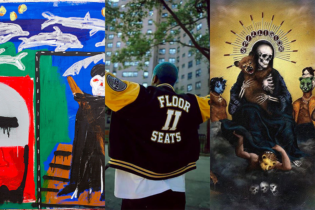 ASAP Ferg, Action Bronson and More: New Projects This Week