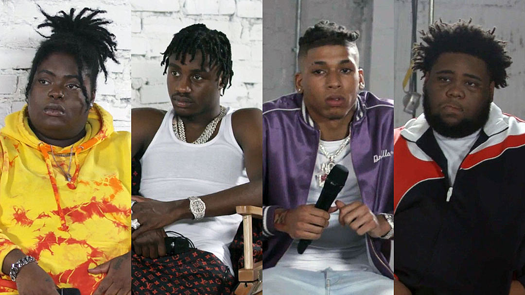 2020 XXL Freshman Class Discuss Their Responsibility in Society