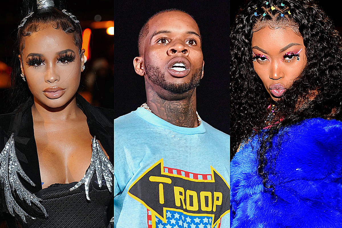 Dreamdoll And Asian Doll Call Out Tory Lanez After He Dissed Them Xxl