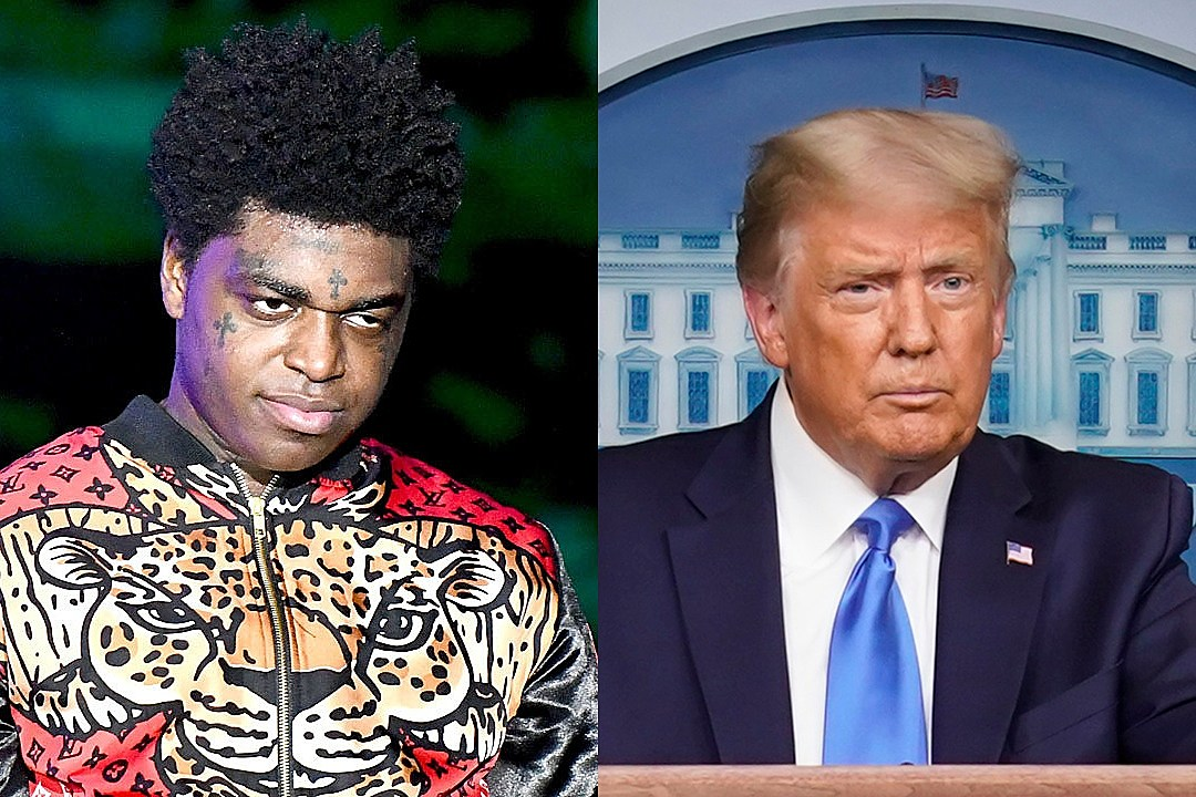 Kodak Black Asks President Trump to Release Him From Prison