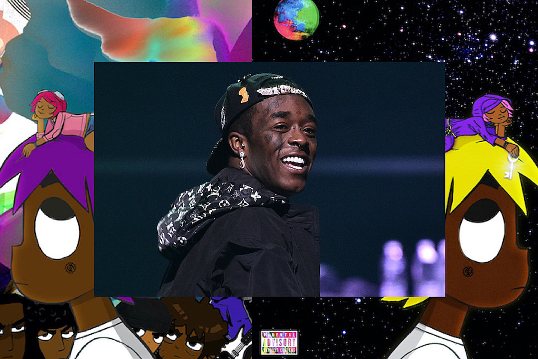 Best Fan-Art Versions of Lil Uzi Vert vs. The World Album Cover