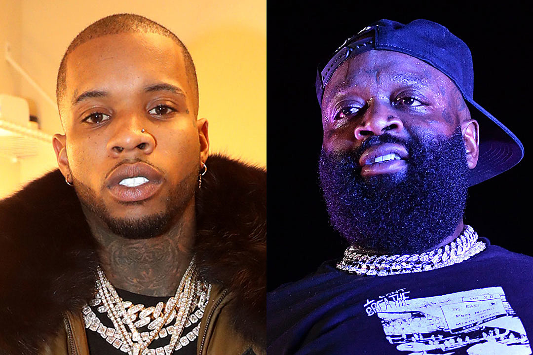 Tory Lanez Fires Back at Rick Ross After Ross Calls Him Out