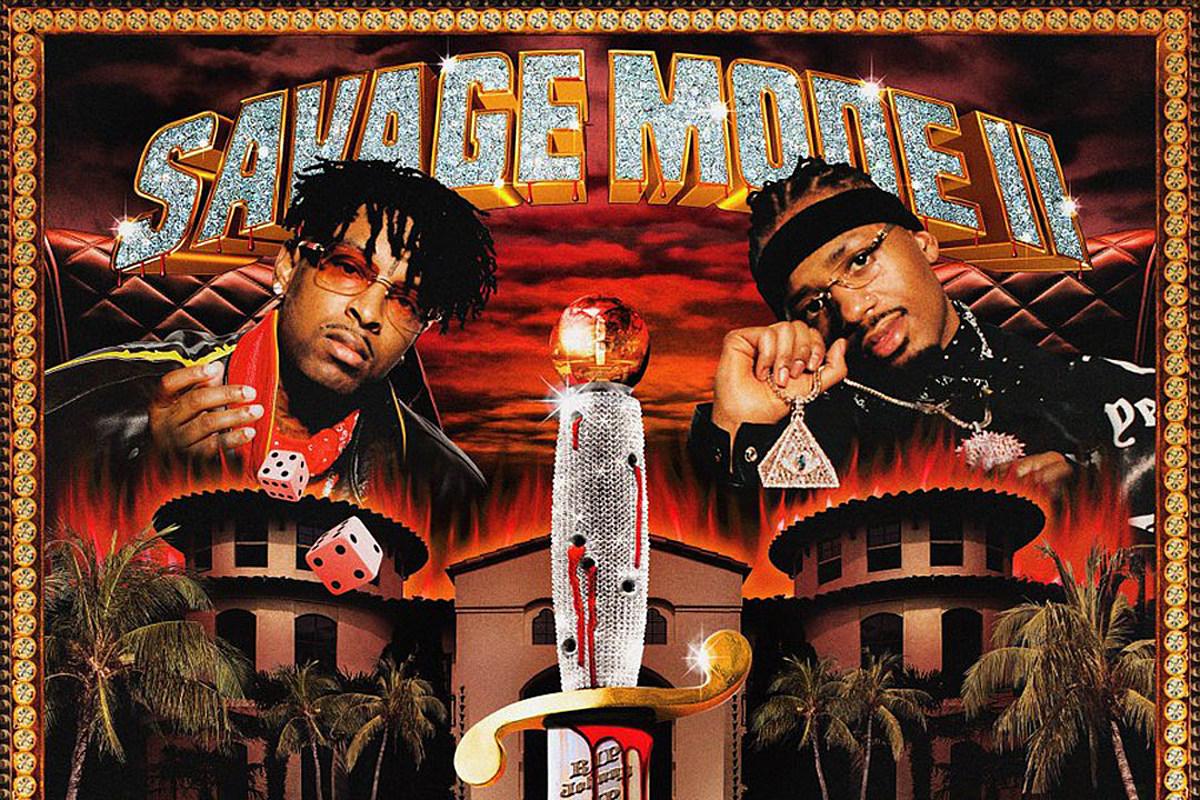 21 savage and metro boomin release savage mode 2 album xxl 21 savage and metro boomin release