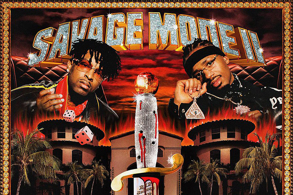 21 savage and metro boomin release savage mode 2 album xxl 21 savage and metro boomin release