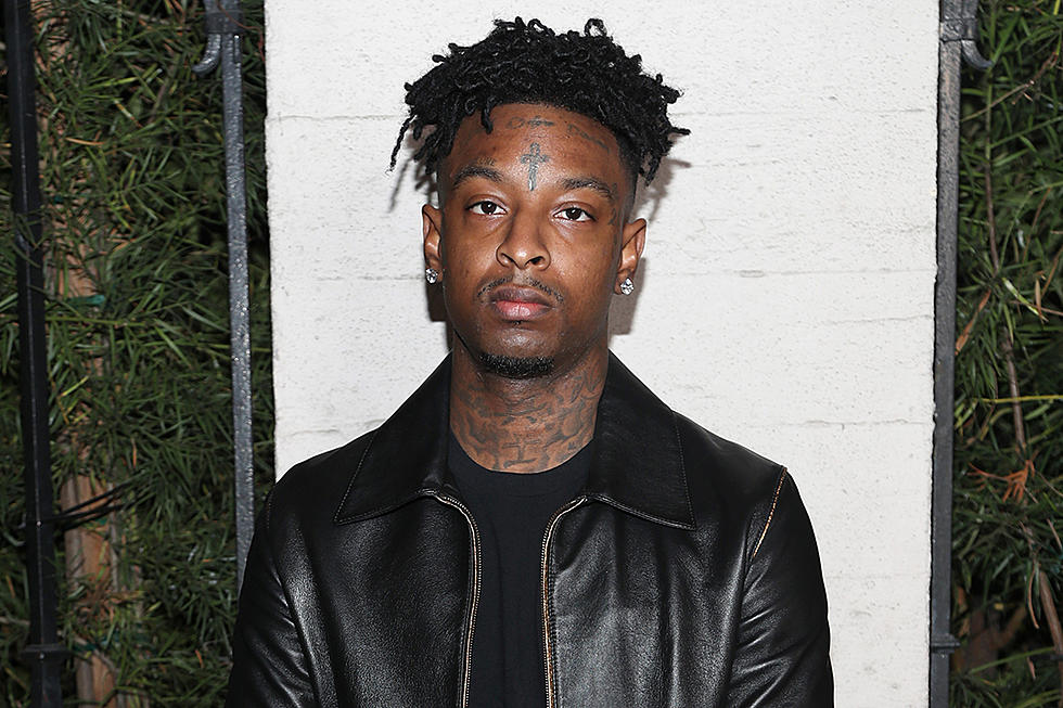 21 savage explains why he bought king von s sister a car xxl xxl mag