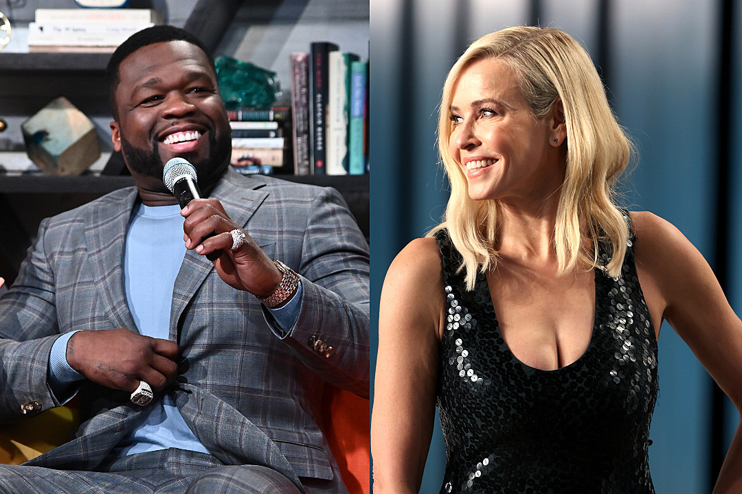 "50 Cent Says ""F@!k Donald Trump"" After Chelsea Handler Offer"
