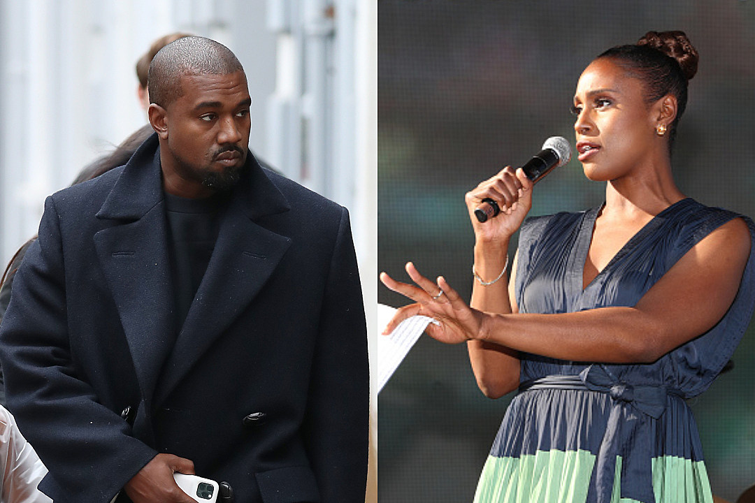 Kanye West Calls Out Issa Rae for Saturday Night Live Diss