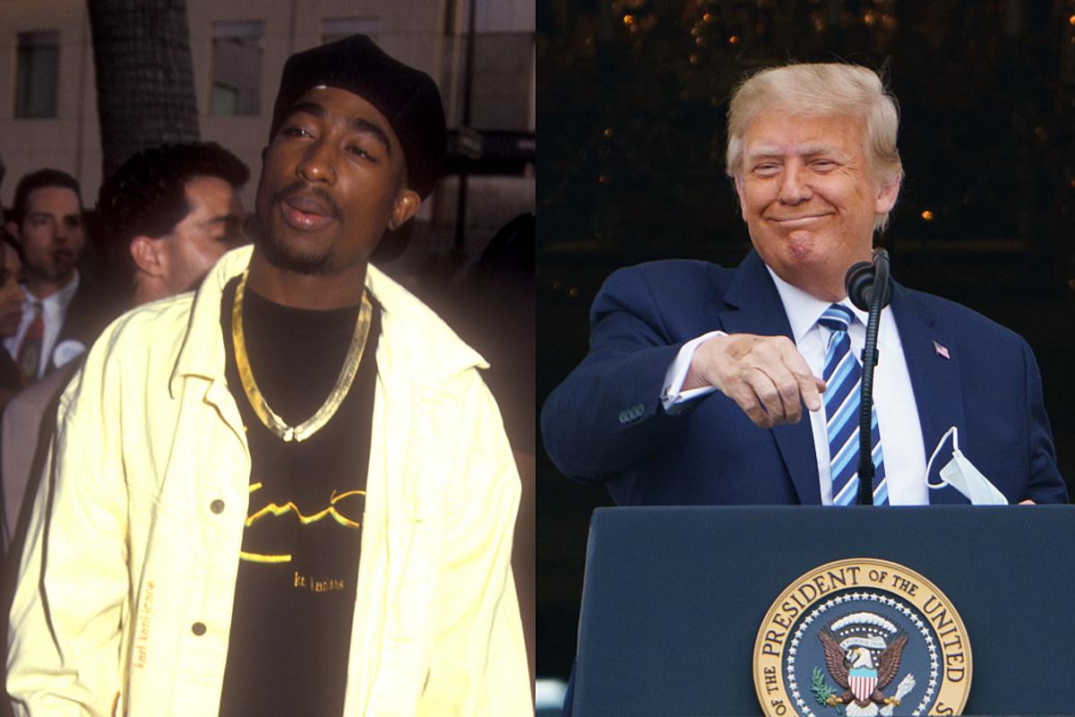 Tupac Shakur's Family Blasts Trump Campaign - XXL - XXLMAG.COM