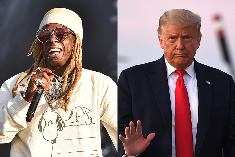 Rappers Disapprove Of Lil Wayne Meeting With Donald Trump Xxl