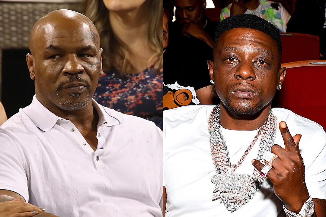 Mike Tyson Asks Boosie About Comments on Dwyane Wade's Daughter