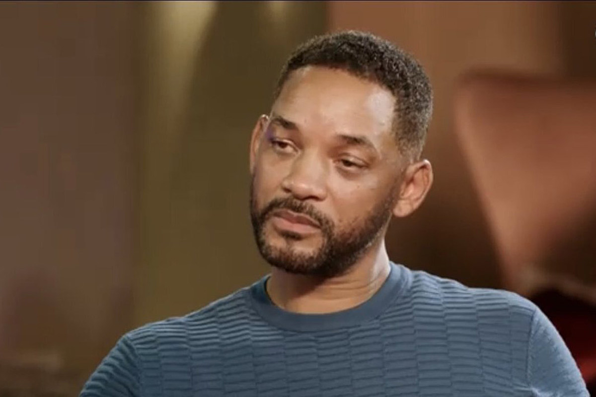 Will Smith Reveals He Wasn't Actually Crying in This Meme ...