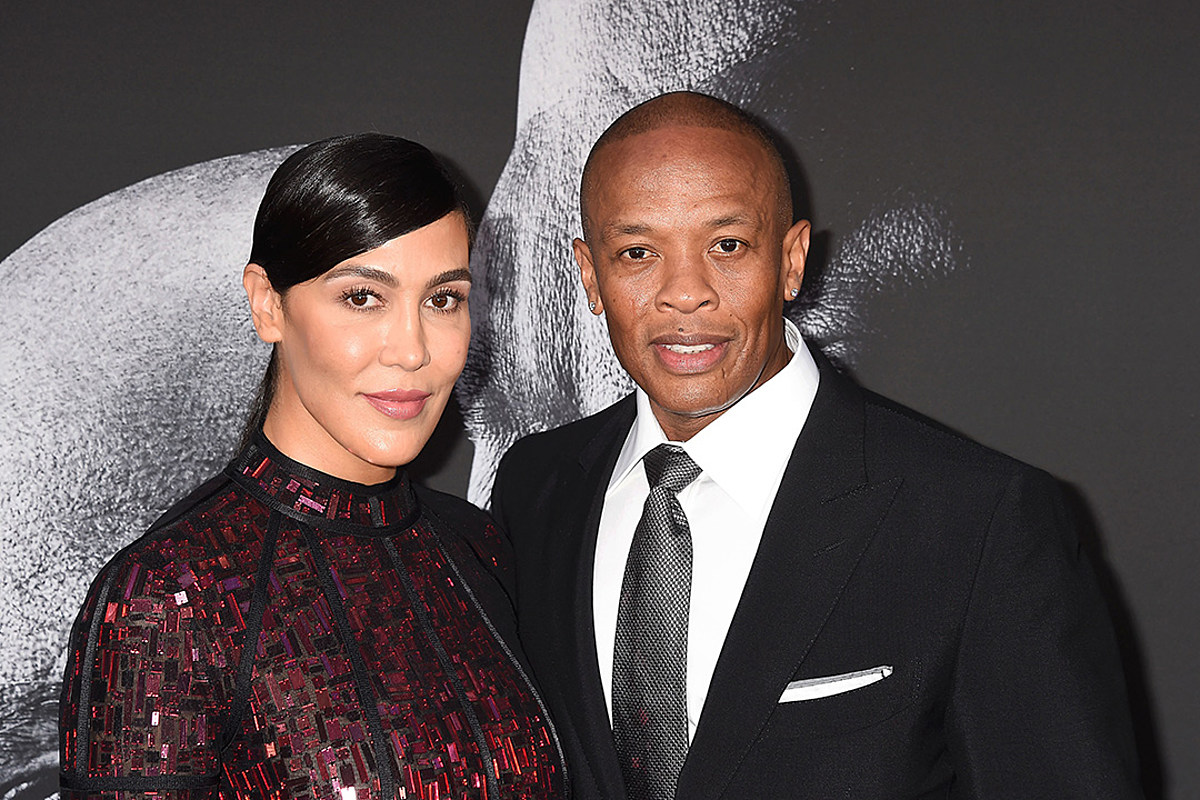 Dr. Dre's Wife Claims He Held a Gun to Her Head Twice
