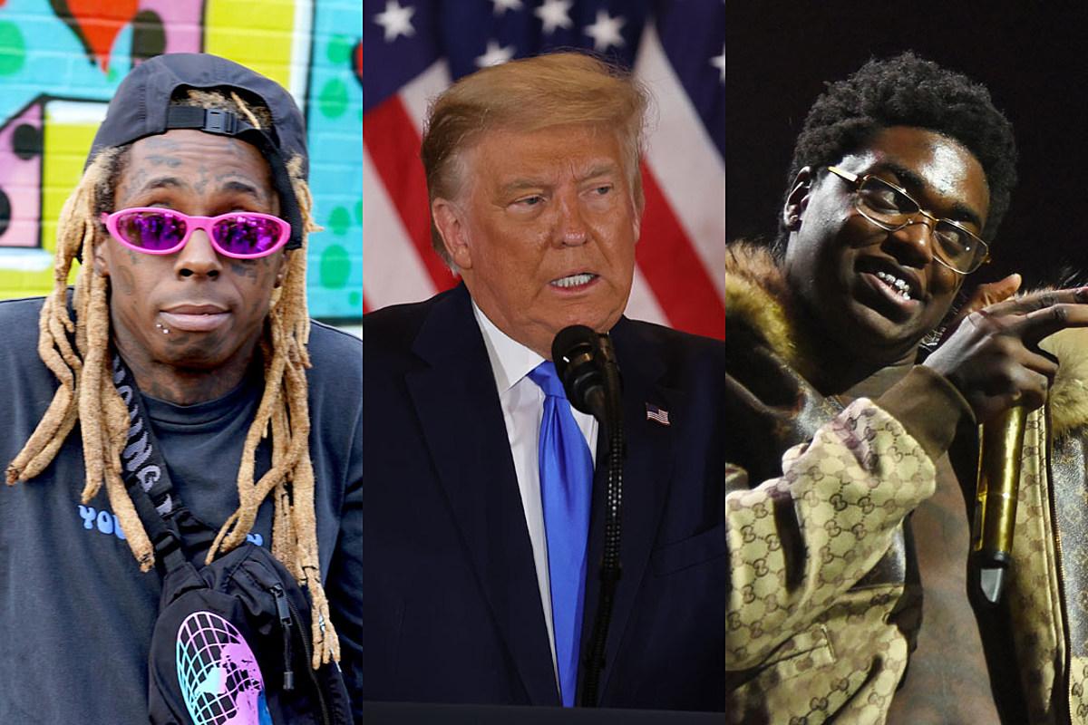 President Trump Considering Pardoning Lil Wayne and Kodak ...