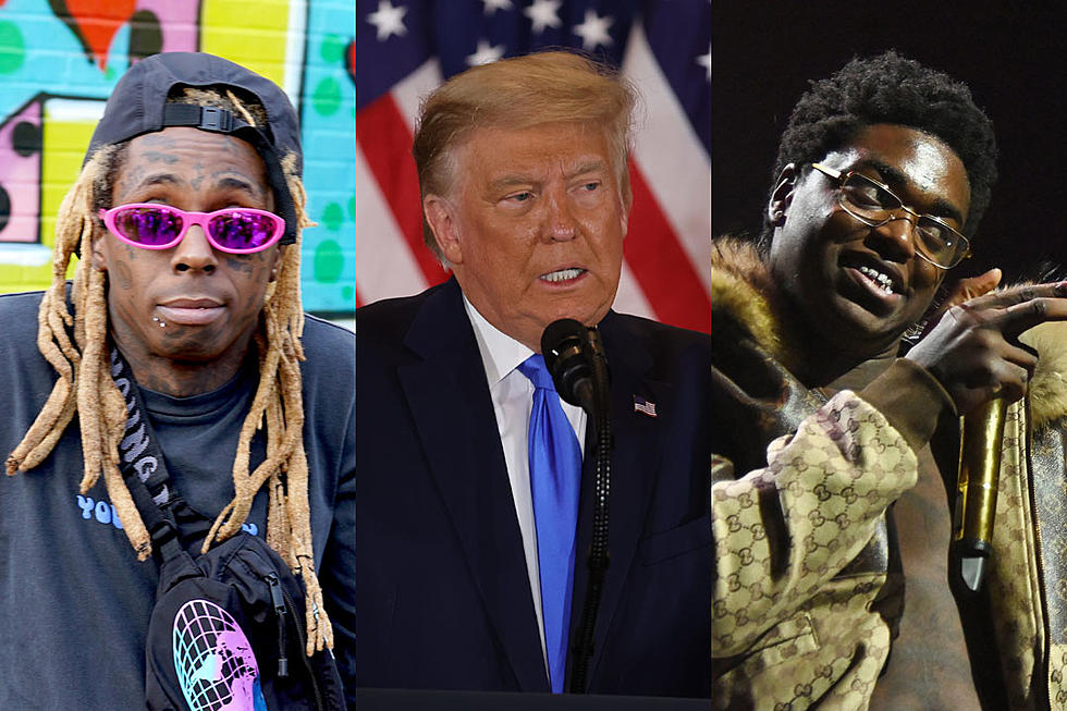 American Rappers Lil Wayne And Kodak Black Receives Presidential Pardon By Donald Trump