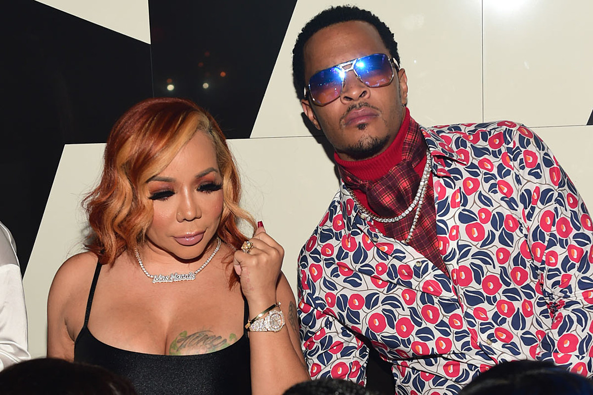 T.I. and Tiny Respond to Sexual Abuse Allegations