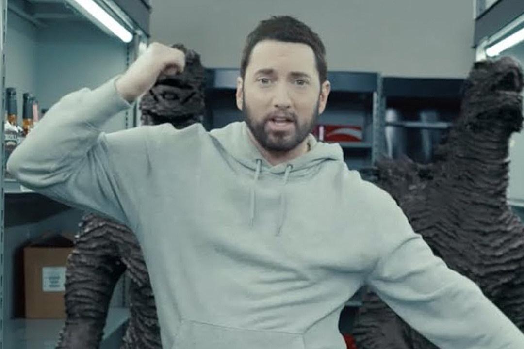 Eminem 'Godzilla' Lyrics