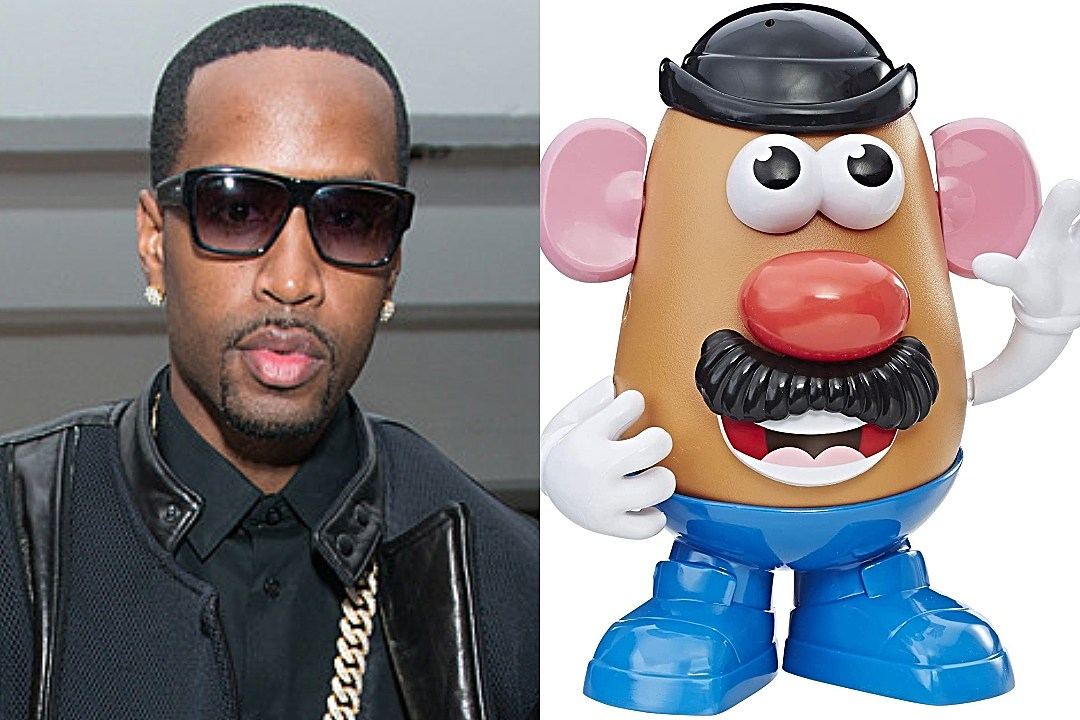 Safaree Doesn't Understand Why Potato Head Is Gender Neutral Now