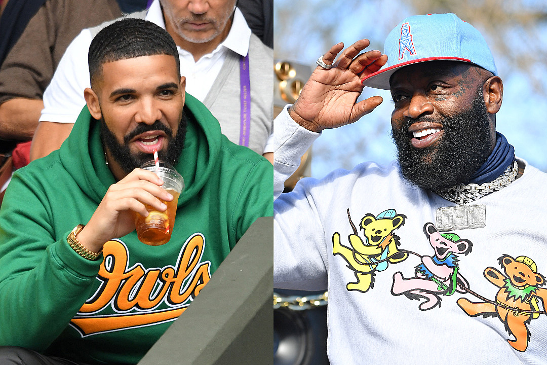Drake, Rick Ross Are Making a Joint Album, According to Ochocino