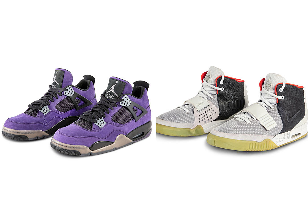 Eminem, Travis Scott and More Sneakers Selling for Over $20,000 - XXL