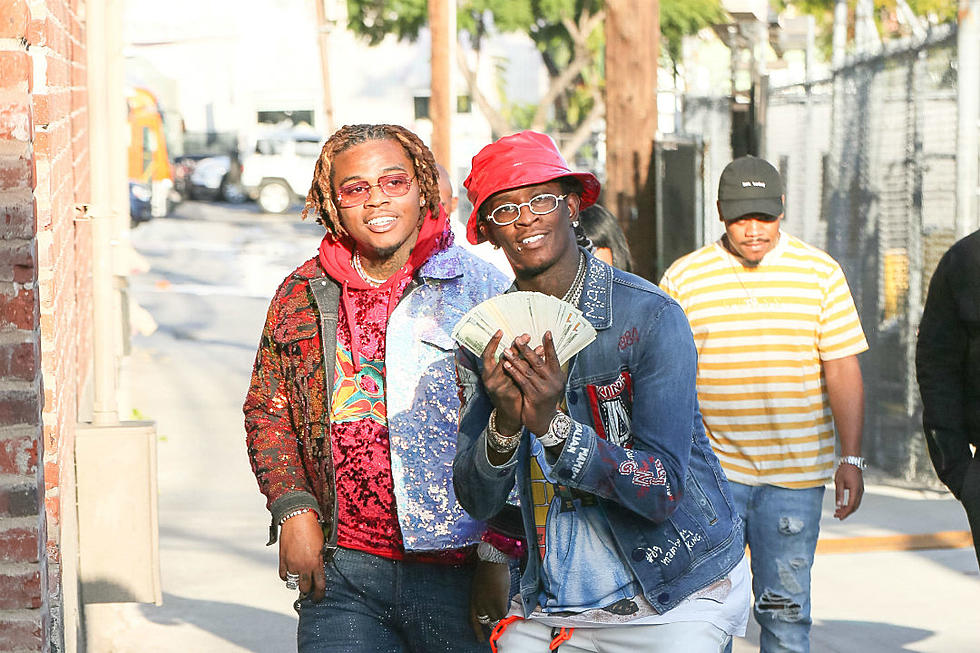 Young Thug and Gunna Post Bail for 30 Low-Level Offenders - XXL