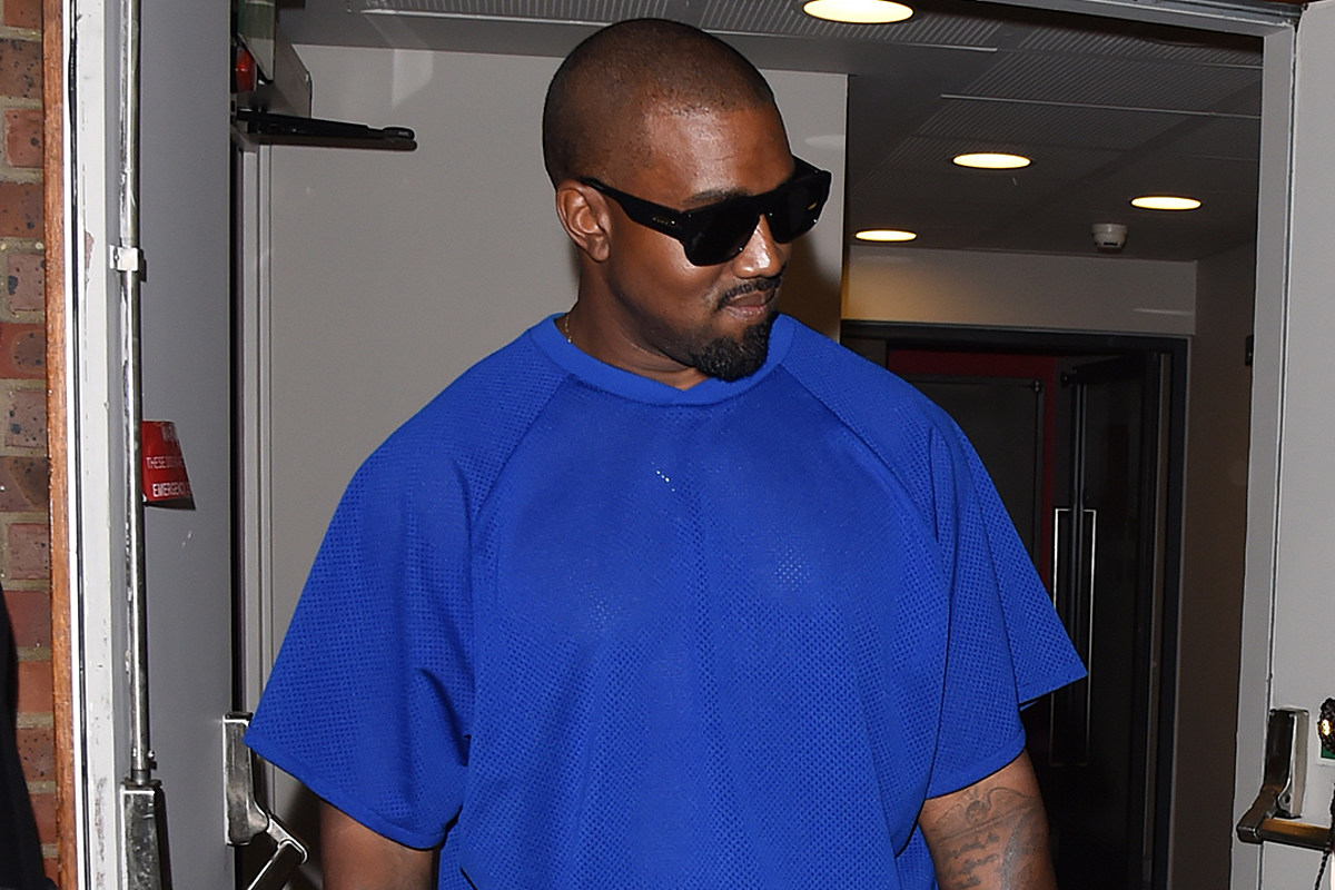 Kanye West Now Living in Atlanta Stadium Until He Finishes Donda