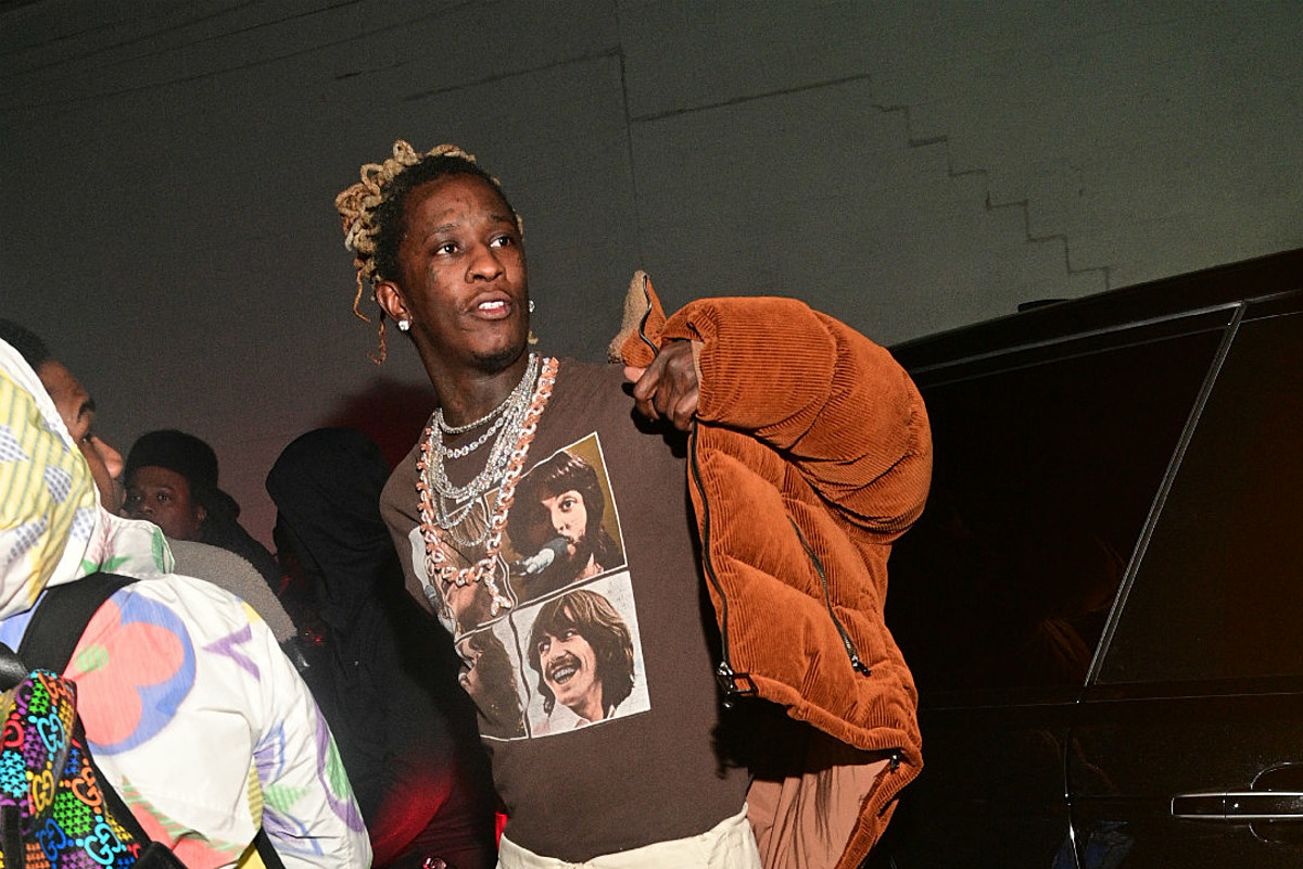 Young Thug on Relationship With Lil Baby, Future, Lil Uzi Vert